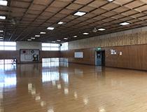 剣道場の写真